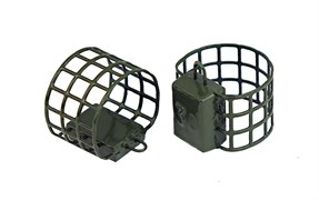 Кормушка Металлическая Лиман Feeder Mini-XX 37*30мм 50гр