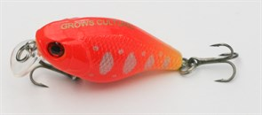 Воблер Grows Culture Chubby Pro Заглубление 0,6-1,0м 38мм 4гр Цвет R44