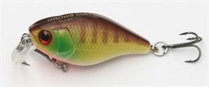 Воблер Grows Culture Chubby Pro Заглубление 0,6-1,0м 38мм 4гр Цвет Noike Gill