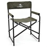 Кресло складное Кедр базовый вариант сталь