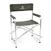Кресло складное Кедр базовый вариант алюминий