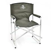 Кресло складное Кедр алюминий