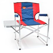 Кресло складное SuperMax алюминий со столиком