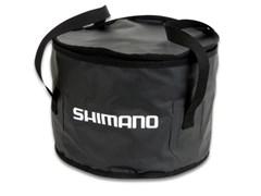 Сумка Shimano PVC Groundbait Bowl Large черный