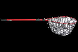 Подсачек ECOPRO 60*42, рукоятка 2,1 м, красн. (А-009)