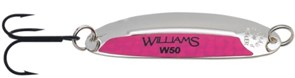 Блесна Williams Wabler 40 колеблющаяся 7гр цвет PK