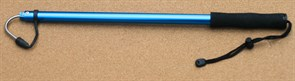 Багор Телескопический синий с Квадратной Трубой 120см