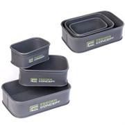 Емкости для прикормки и насадки Feeder Concept 3шт (FC101B)