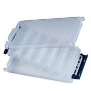 Коробка для приманок Meiho Reversible 120 Clear