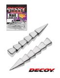 Груз Decoy DS-10 #1/24oz Nail Sinker (1,2 гр. 8 шт.)