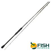 Спиннинг Fish Season Deep Whirlpool, 2 секции, полая верш, длина 2,59м, тест 9-35гр