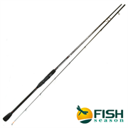 Спиннинг Fish Season Deep Whirlpool, 2 секции, полая верш, длина 2,59м, тест 10-40гр
