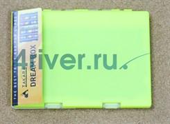 Коробка для Блёсен Takara 198x149x20мм желтая