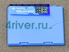 Коробка для Блёсен Takara 198x149x20мм голубая