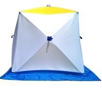 Палатка для зимней рыбалки Стэк Куб 2