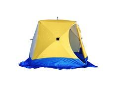 Палатка для зимней рыбалки Стэк Куб 3