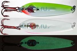 Блесна G.Angler Secretariat светонакопительная 6гр 57мм цвет 054