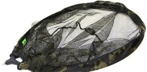 Голова подсакa Carp Pro карпового 24'' круглая 60*50 мм сетка camo
