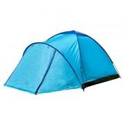 Палатка Forrest Tent 3-х местная с тамбуром (100+210)х210х130см 1200мм 2,85кг