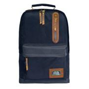 Рюкзак Aquatic Р-26ССДК для города синий, дно и клапан серые