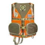 Жилет страховочный Aquatic ЖС-03О цвет оранжевый, размер 52-54