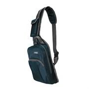 Сумка-рюкзак одноплечевая Aquatic С-32C 22х90х8см синяя