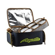 Термо-сумка Aquatic С-43 с 12-ю банками 32х23х21см синяя