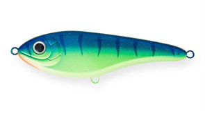 Джеркбейт Strike Pro Buster Jerk II Shallow Runner медленно всплывающий 12см 37гр Заглубление 0,3-2,0м C063F