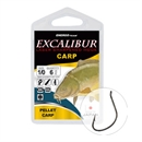 Крючки Excalibur Pellet Carp Bn 4