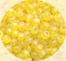 Бисер Рыболовный жёлтый прозрачный матовый радужный 2,9мм