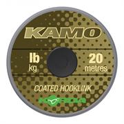 Поводковый материал Korda Kamo Coated Hooklink 80lb 20м