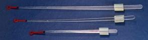 Кивок Лавсановый Fisher 120x0,5мм Тест 0,31-1,09гр