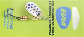 Блесна Вращающаяся Cucharilla Evia 11-3 PA