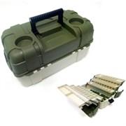 Ящик Salmo 6ти-полочный со съемными перегородками 490x270x250мм