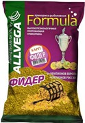 Прикормка Allvega Formula Feeder Carp 0,9кгФидер Карп