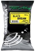 Прикормка Team Allvega Black Bream 1кг Чёрный Лещ