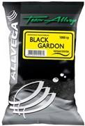 Прикормка Team Allvega Black Gardon 1кг Чёрная Плотва