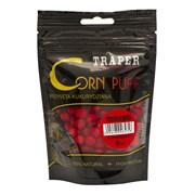 Насадка Traper Corn Puff Плавающая Воздушная кукуруза Клубника 8мм 20гр
