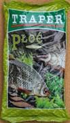 Прикормка Traper Ploc (Плотва) 1кг Коричневая