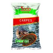 Прикормка Sensas 3000 Club Carp Карп 1кг