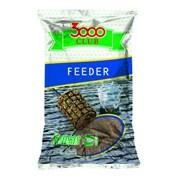 Прикормка Sensas 3000 Club Feeder Фидер 1кг