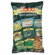 Прикормка  Sensas 3000 Gros Gardons Крупная Плотва 0.8кг