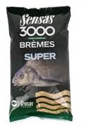 Прикормка  Sensas 3000 Super Bremes Супер Лещ 1кг