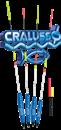 Поплавок Cralusso Sensitive 9гр
