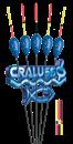Поплавок Cralusso Spirit Фибергласовый Киль 1,0гр