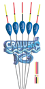 Поплавок Cralusso Spirit Фибергласовый Киль 6гр