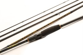 Спиннинг Fish Season Piligrim Light, 5 секций, длина 1,80м, тест 3-15гр