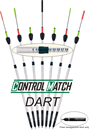 Поплавок Cralusso Control match с опереньем 8- 0+1,5гр