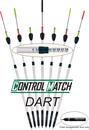 Поплавок Cralusso Control match с опереньем 10- 0+1,5гр