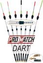 Поплавок Cralusso Pro Match с опереньем 8- 0+3,5гр